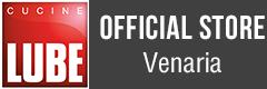LUBE Store Venaria Logo